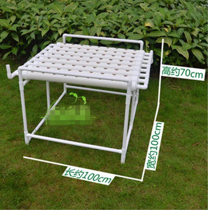 Systeme nft maison good indoor nft aquaponic setup looks - Tuto culture indoor ...