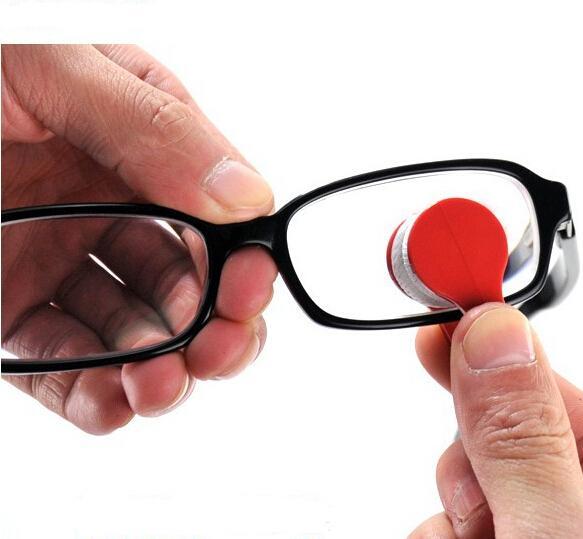 جديد أساسي مجهرية النظارات الأنظف مجهرية النظارات الشمسية النظارات الأنظف تنظيف يمسح 5 قطعة / الوحدة TOP3