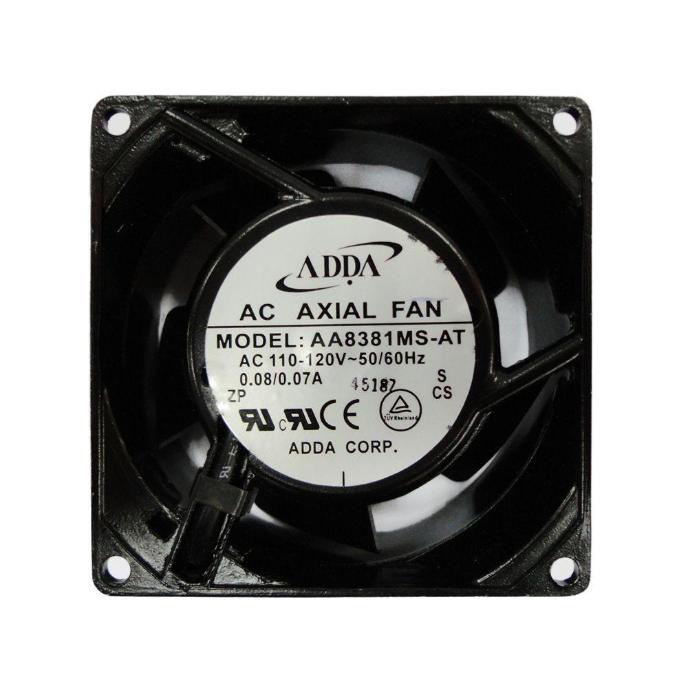 جديد الأصلي ADDA AA8381MS-AT AC110-120V 0.08 / 0.07A 8038 8CM مروحة التبريد