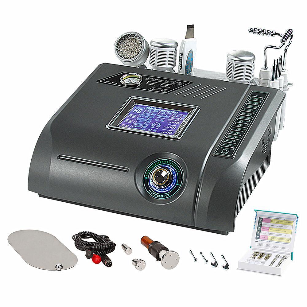 Горячая продажа высокое качество портативный гальванический электрод инъекции мезотерапии излишне отбеливание лица машина для салона и домашнего использования