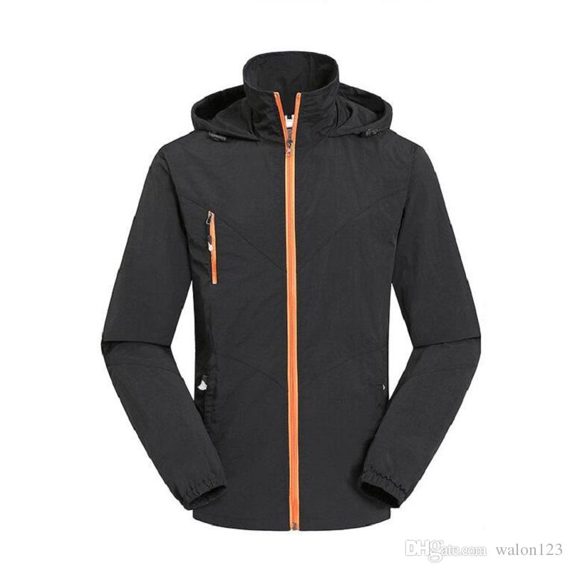 Men Quick Dry Breathable Jackets Outdoor Sports Brand Clothing Trekking Hiking Male Female Tracksuit Free Shipping