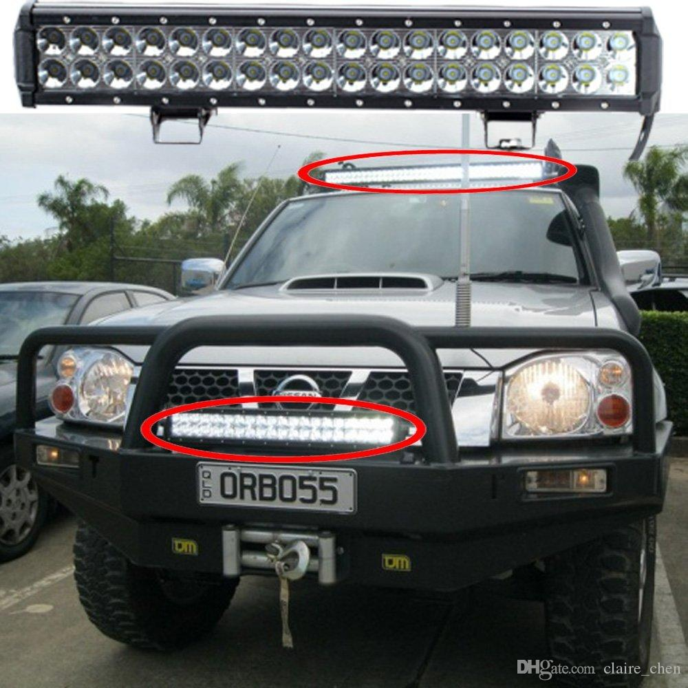 4wd Light Bars Freeshipping 18inch 108w led light bar cree led work light for 18inch 108w led light bar cree led work light for offroad truck suv atv 4x4 audiocablefo