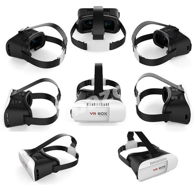 Compre Google Box Vr Realidad Virtual Vr Glasses Vr Box 3d Review Vr