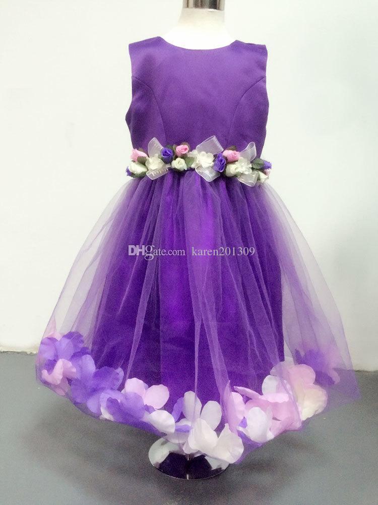 Girl&-39-s Dresses Wholesaler Karen201309 Sells 2015 New Flower Girls ...