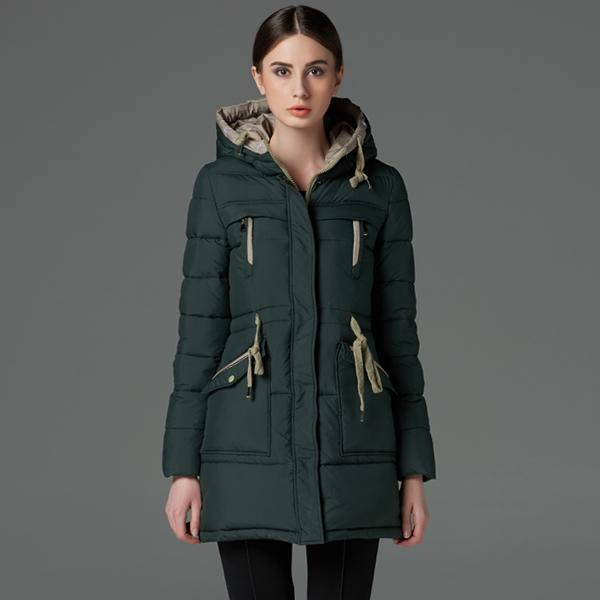 Long Winter Parka