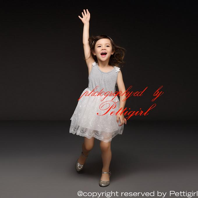 Pettigirl New Fashion Girl Tutu Dress Sleeveless Embroider And Mesh For Kids Clothing Baby Children Summer Wear Wholesale GD50309-24