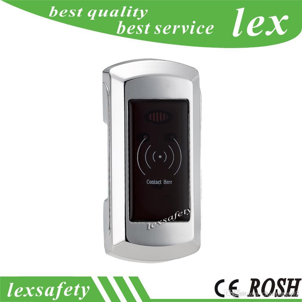 Livraison gratuite DC6V électronique RFID Combinaison armoire serrure, 125khz sécurité em RFID Cabinet Cabinet de verrouillage numérique pour les casiers