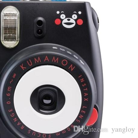 Fujifilm Instax Mini 8 Kumamon Electric Sheet Cost Effective Auto Flash  Sprout Modle Assorted Frame Electronic Shutter Brightness Adjustmen Full Hd