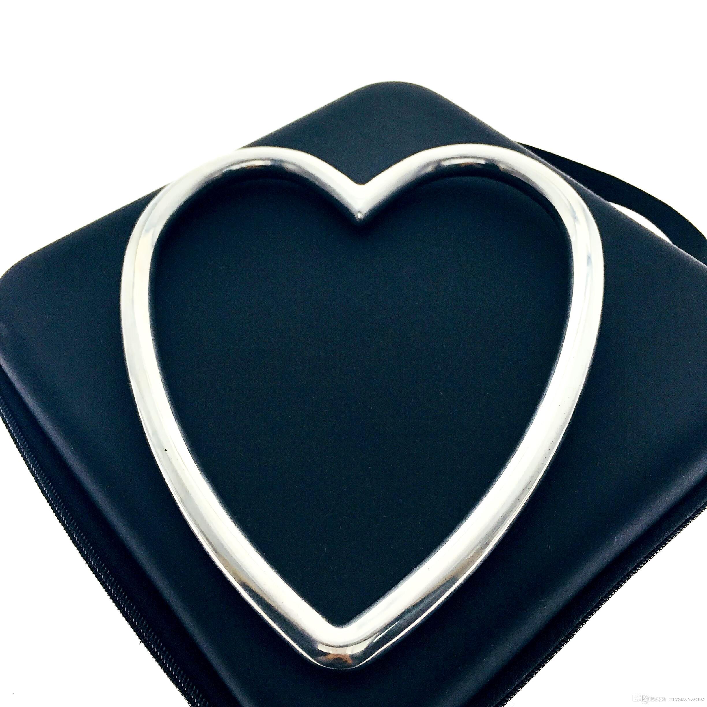 Neues spezielles Design des chirurgischen Edelstahl-Bondage-Zahnrad-Shibari-Ringsatzes MKS-04 würde von unserem Werk stammen
