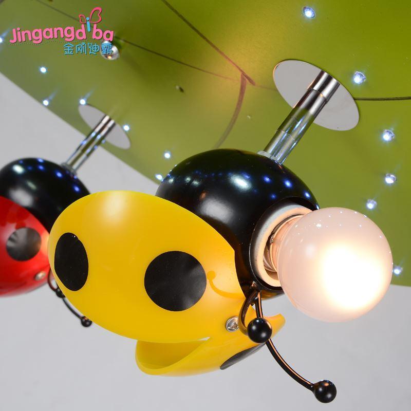 vente en gros chambre plafonnier luminaires au plafond garon de bande dessine et fille les. Black Bedroom Furniture Sets. Home Design Ideas