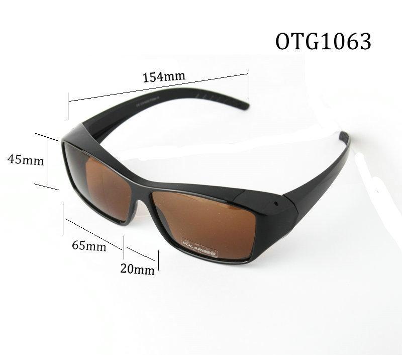 Groothandel 12 stks OTG1063 Anti Slipping Overfit Gepolariseerde Zonnebril Drijvende Vissen Strand Hiking Outdoor Sports Dropship