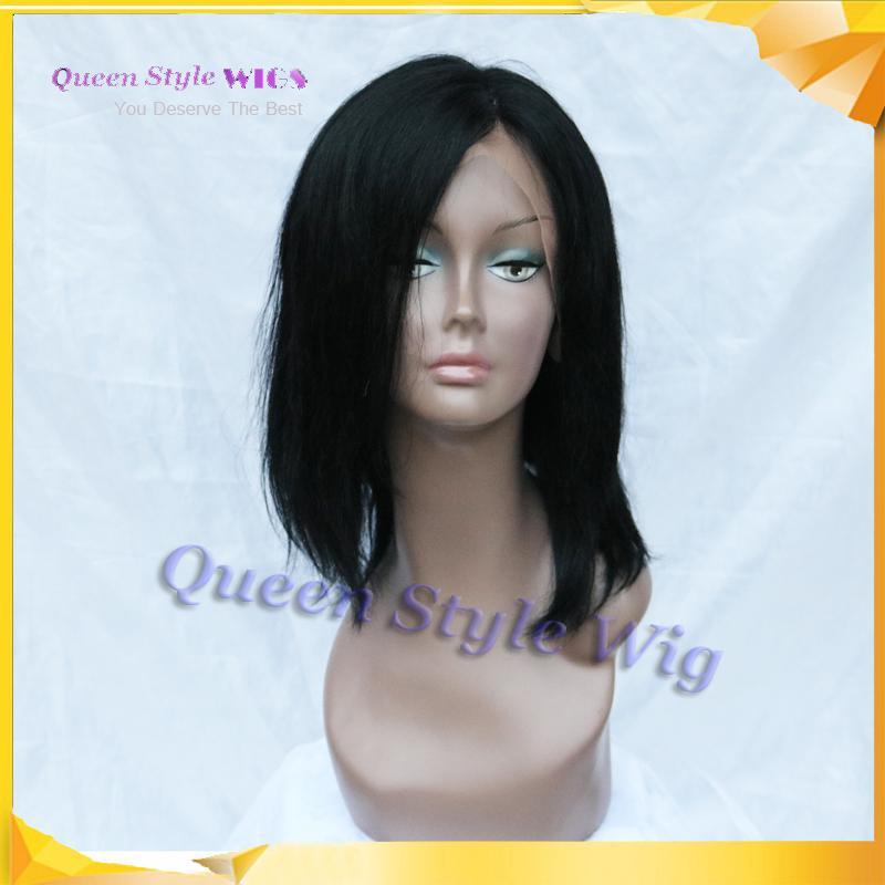 Bob full lace wig glueless unproceed Brazilian virgin human hair short bob full lace wig free part full lace wigs for black women