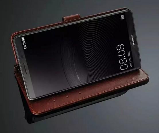 Opcional para el soporte para estuche Huawei Mate 8 Funda ultrafina Funda con tapa de lujo y colorido con billetera de cuero para Huawei Ascend Mate 8