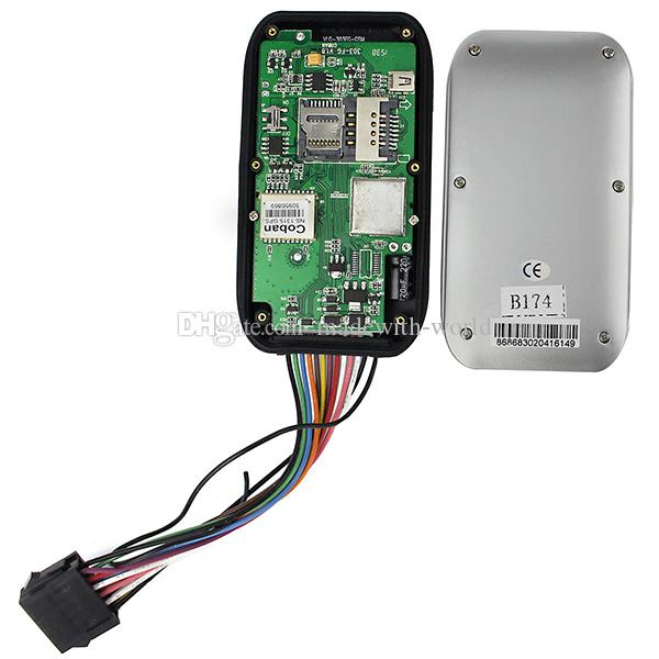 Hot Sale G Gps Tracker Vehicle Car Gpsgsmgprs Sms Remote Control Fuel