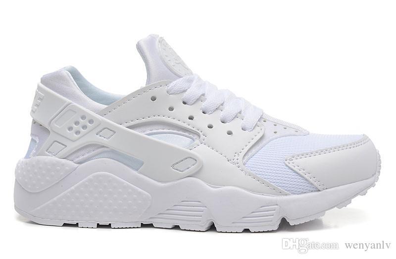 all white huaraches for men