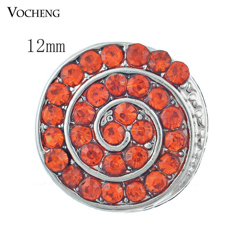 صغيرتي نوسا قطع الأزياء 12 ملليمتر الصغيرة القطعة التقط زر مجوهرات diy مجوهرات noosa التبعي (Vn-237)