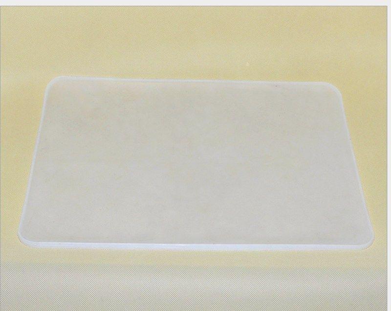 Verbruikbare vacuüm hittebestendige siliconen membraan siliciumfilm voor ST-3042 ST3042 ST-1520 ST1520 3D sublimatie machine case 20pcs / lot