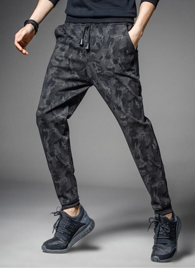 pantalon homme motif