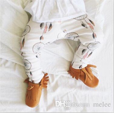 8 أنماط طفل رضيع لطيف الباندا الثعلب طماق السراويل 2016 الرضع الفتيات الحيوان الحريم السراويل الصغار الملابس الكرتون السراويل pp السراويل 8 قطعة / الوحدة
