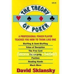 теория покера дэвид склански читать онлайн бесплатно