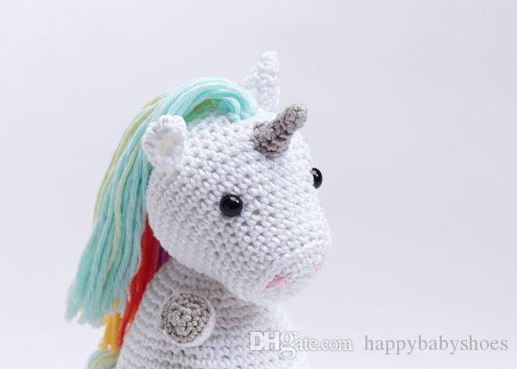 Unicorn Mermaid / Mermaid Amigurumi Family Part 2 - YouTube | 407x570