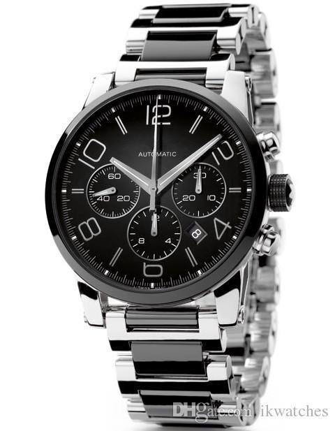 Heißer Verkaufs-Sport-Art-Uhr-Männer Uhr Edelstahl-Uhren mechanische Automatik-Uhr Armbanduhr für Mann MBL05