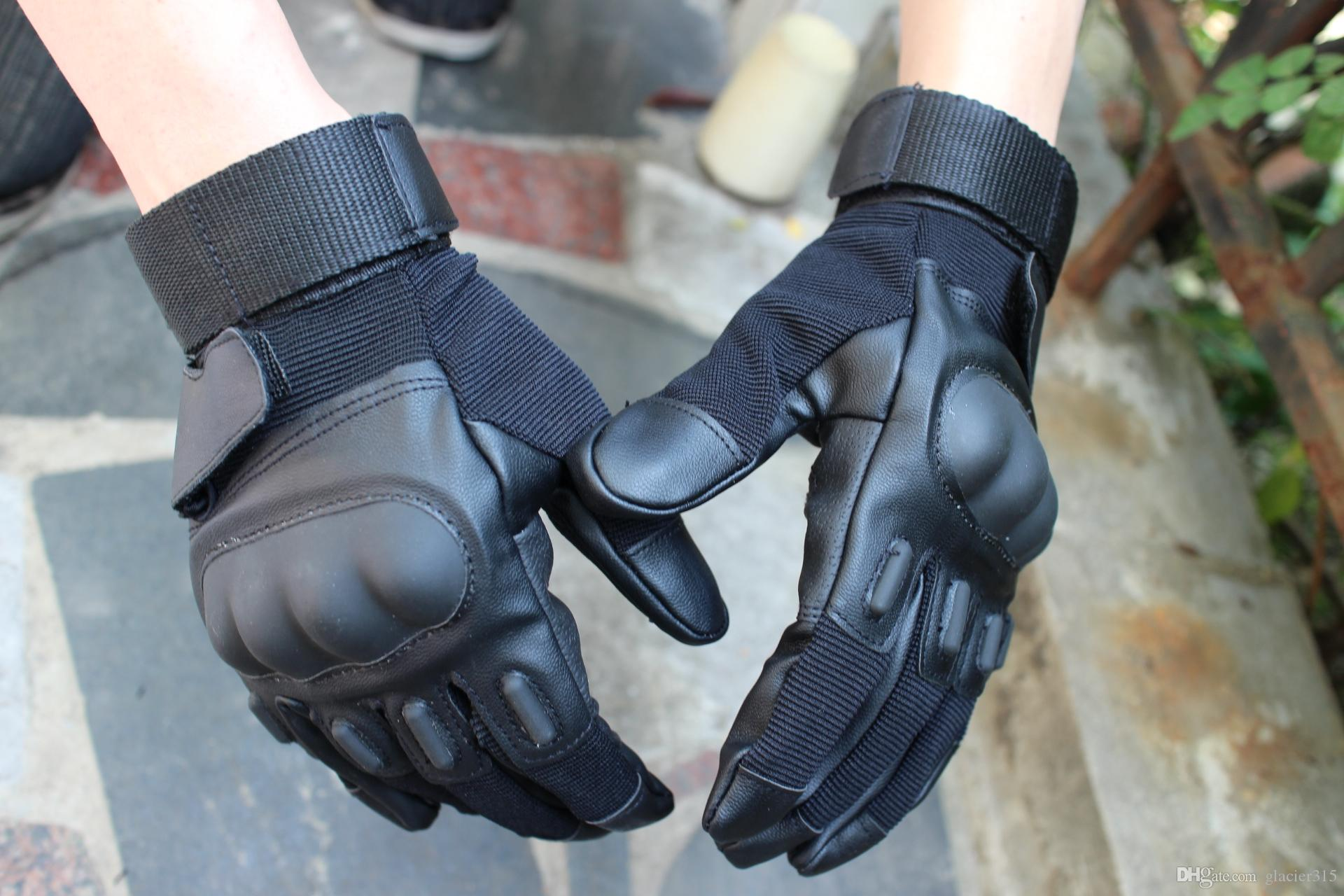 Free shipping new sale top quality brand glove Full finger Tactical Shooting Military Cycling hunting Camping Sport Outdoor Game Gloves