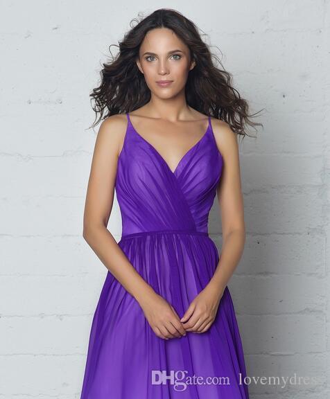 947337f5b42d 2019 Simples Barato Ombre Gradiant Evening Vestidos Formais Plus Size Com  decote em V pescoço cintas ...