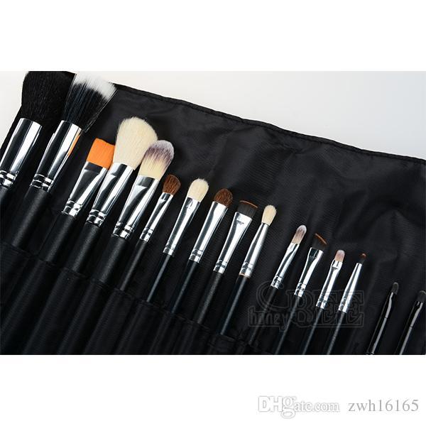 Профессиональный макияж кисти косметические кисти макияж инструмент тени для век губ кисти портативный полный косметические кисти бесплатная доставка