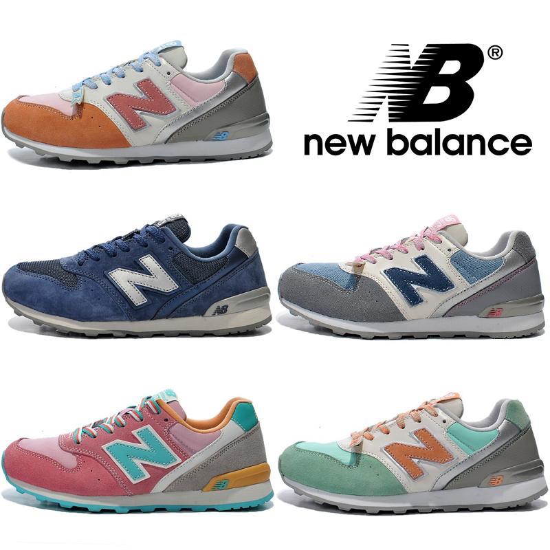 New Balance Mujeres Lindas De Los Zapatos Corrientes NB 996 Zapatillas  Retro Botas Atléticos 100% Originales Baratos Zapatos De Deporte Auténticas  ...