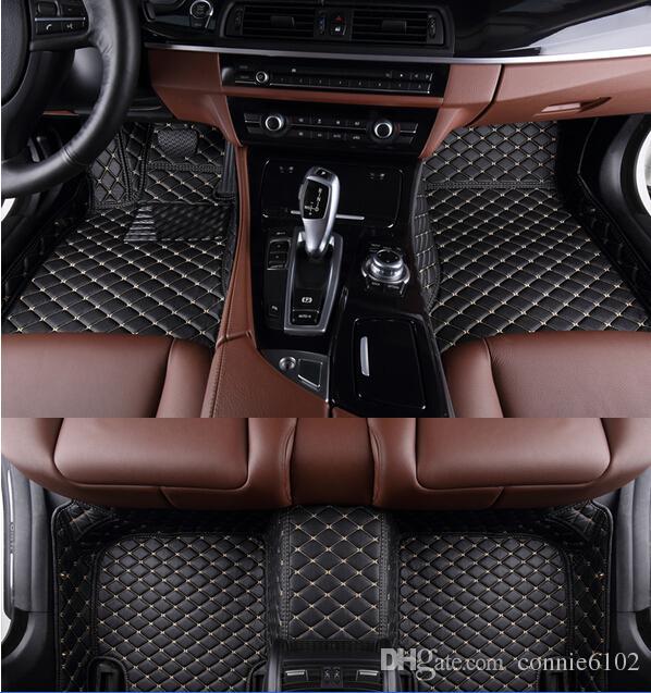 Good Quality Custom Special Floor Mats For Audi A Wear - Audi a3 04 car mats