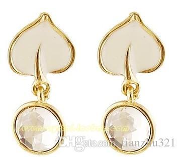 более цветной ювелирный камень оставляет женские серьги (1,2 * 2,5 м) (myyhmz)