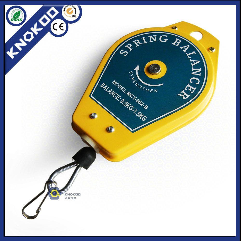 Балансер весны JB MCT-602-B, 0.5 kg-1.5 kg, кольцо баланса для электронной отвертки, инструментов оборудования, инструментов измерения