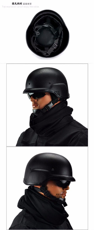 Atacado-melhor qualidade American PASGTM88 fabricantes de capacete que vendem táticas tropas de motim fã ao ar livre capacete toda a qualidade do aço