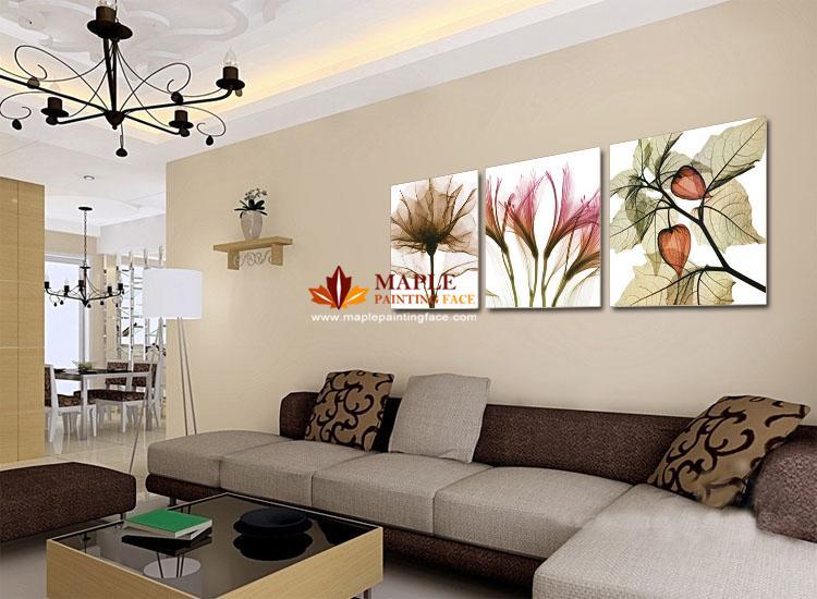 Acheter Livraison Gratuite Moderne Abstrait Peinture Décoration Murale Image De Fleur Peinture Moderne Pour Salon Peintures Murales Wall Art De 27 44