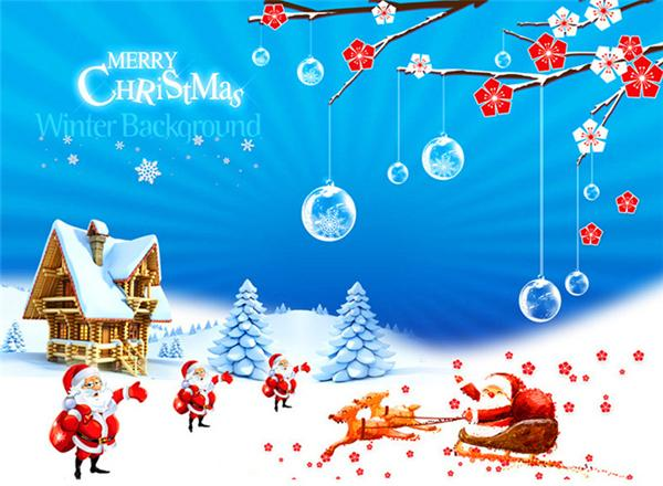 Wallpaper Wall Paper Stickers Merry Christmas Xmas Tree Santa Claus Wall  Sticker Window Home DIY Decal Decor Wall Decor Christmas Decoration Home