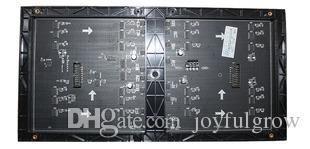 2200nits smd module d'affichage polychrome polychrome PH5 / P5 32 * 16cm LED panneau d'affichage mobile de panneau de signe numérique