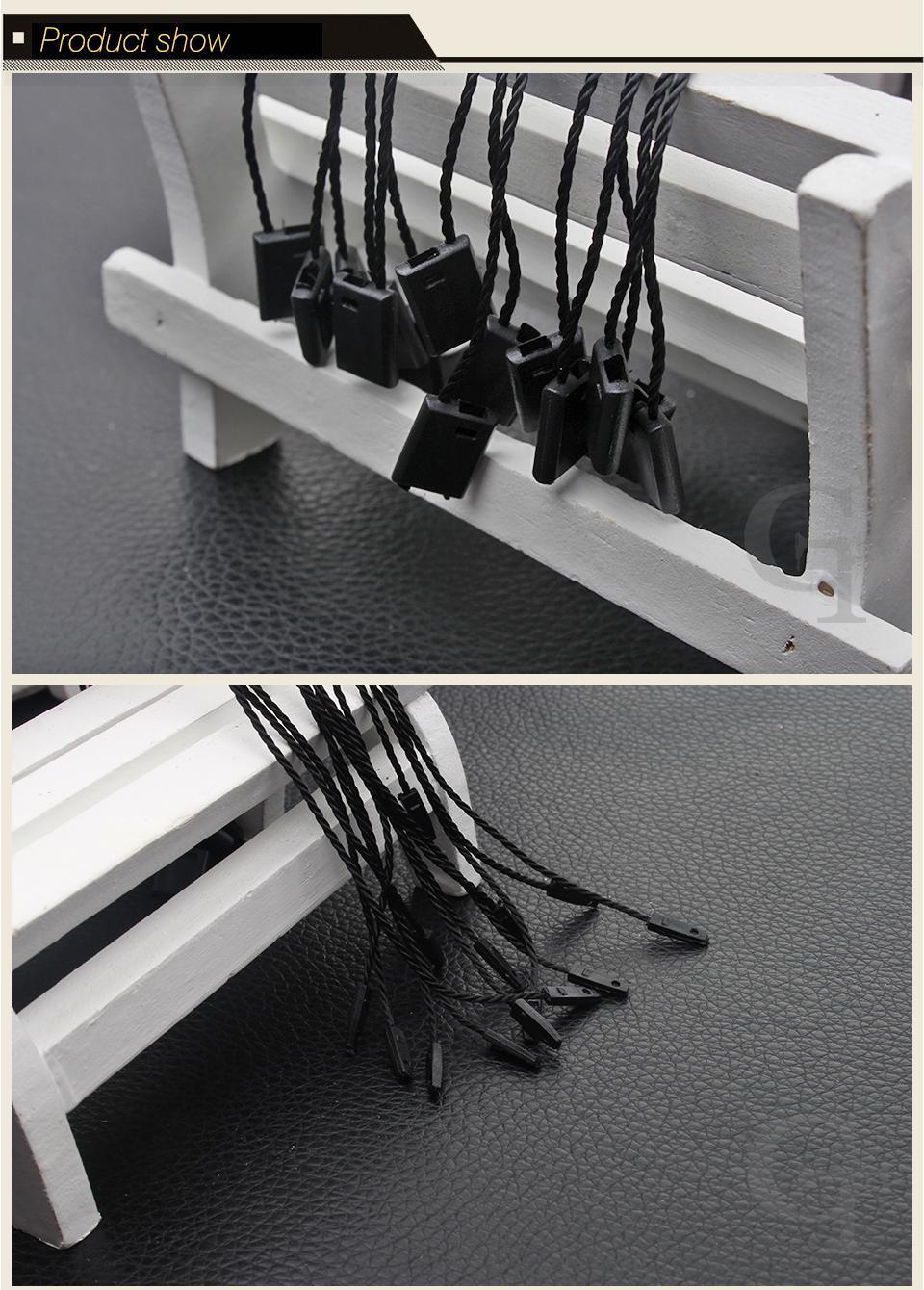 Großhandel Schwarz-Fall-Umbau Nylon String Saiten Kabel Snap Lock ...