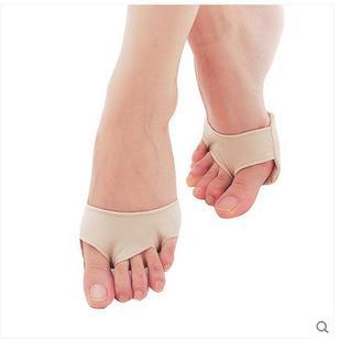 La corrección de la enderezadora del dedo del pie del gel con el cuidado 5pairs / lot de los pies del cojín metatarsiano libera el envío