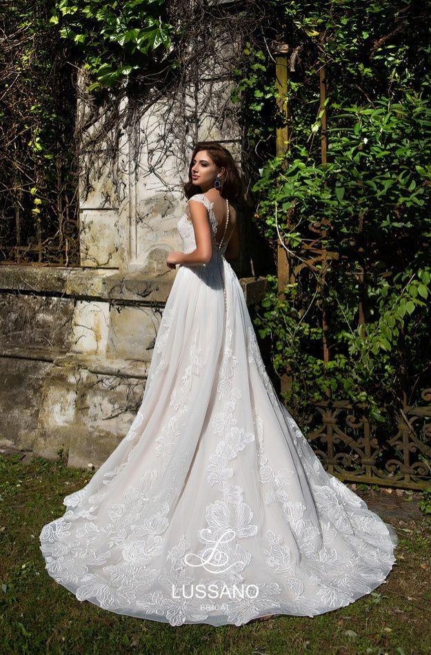195751c2bc ... Simple Elegant White Summer Beach Wedding Dresses Illusion Back Lace  Appliques A Line Cheap Bohemian Country ...