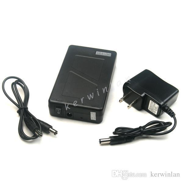 حزمة بطارية ليثيوم قابلة للشحن DC 12V 6800mAh بطارية ليثيوم أيون قدرة فائقة الطاقة المحمولة لكاميرا مراقبة الدوائر التلفزيونية المغلقة