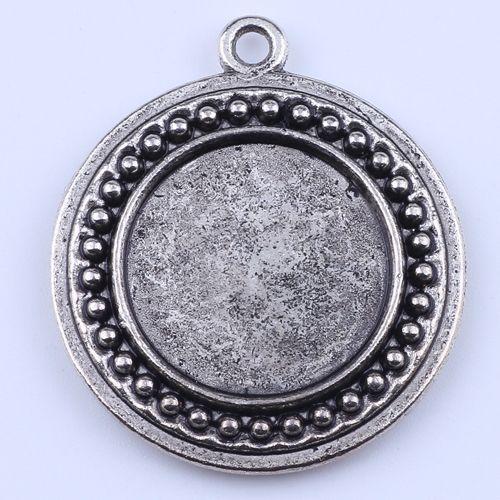 20 шт./лот античное серебро / медь металлический сплав драгоценные ювелирные изделия база fit ожерелье браслет брелок сумка украшения DIY2127y