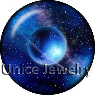 AD1301700 12/18 / 20mm Snap On Charms pour Bracelet Collier Vente Chaude Résultats de Bricolage Verre Snap Boutons noosa