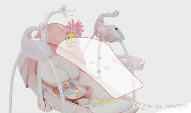 ... Baby Cradle Rocking Chair Electric Chair Table Cradle To Appease The  Newborn Child To Coax Baby ...
