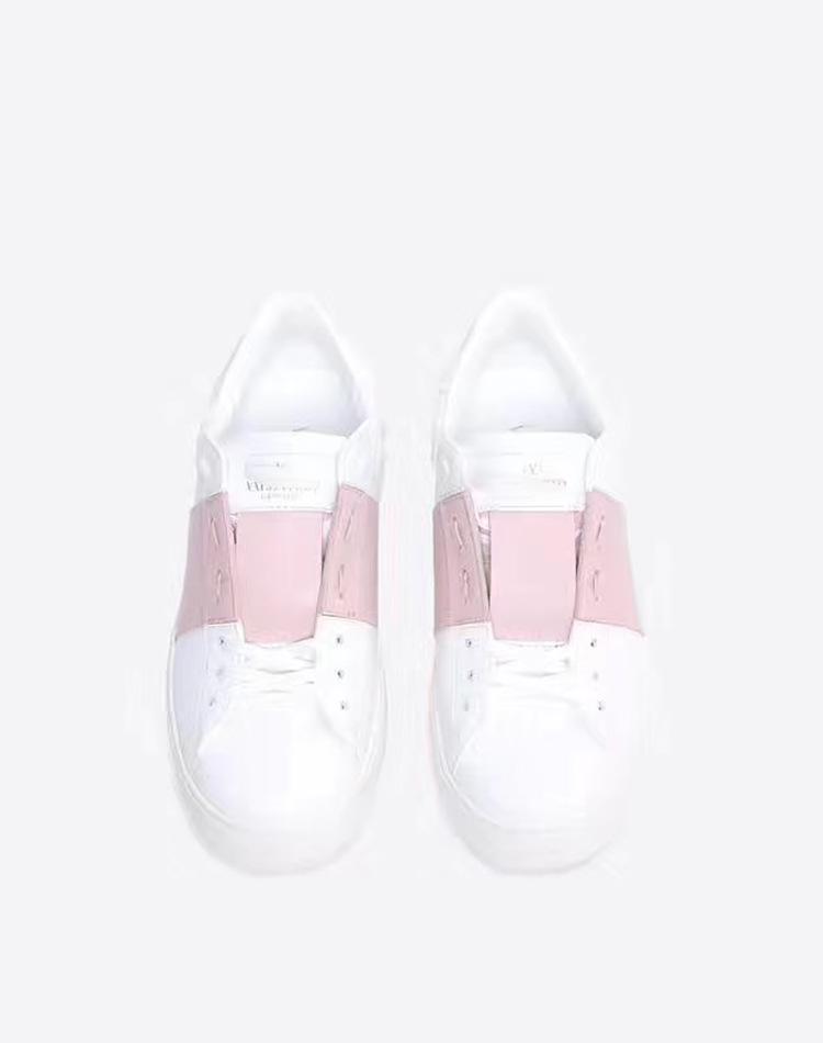 2017 nouvelles femmes coréennes tout-match blanc chaussures baskets occasionnels chaussures de rue d'été