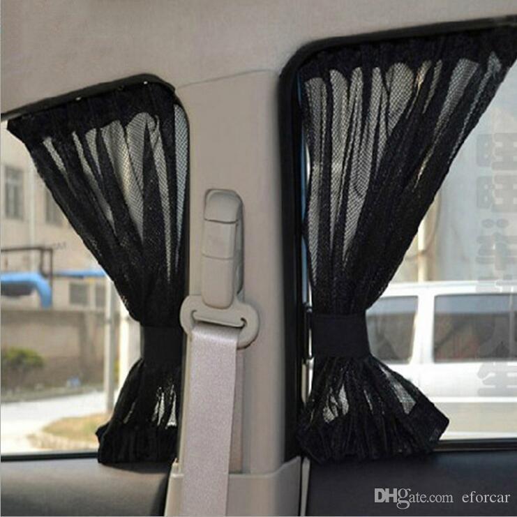 Автомобильный занавес Автомобиль Зонт от бокового стекла Затенение Жалюзи Крышка Авто Боковое лобовое стекло Солнцезащитный козырек Солнцезащитный крем UV Protecor