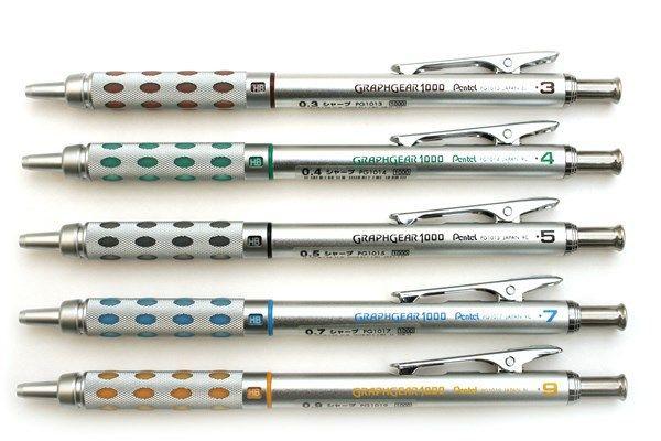 Pentel Graph Gear 1000 Drafting Pencil 001