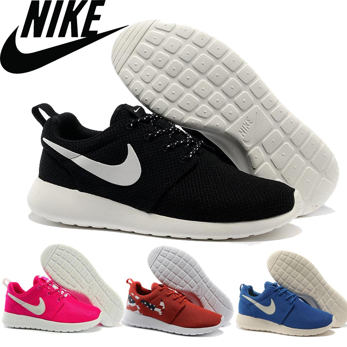 Nike Roshe Run Childrens Shoes Old Boys Girls Running Shoes Cute ...