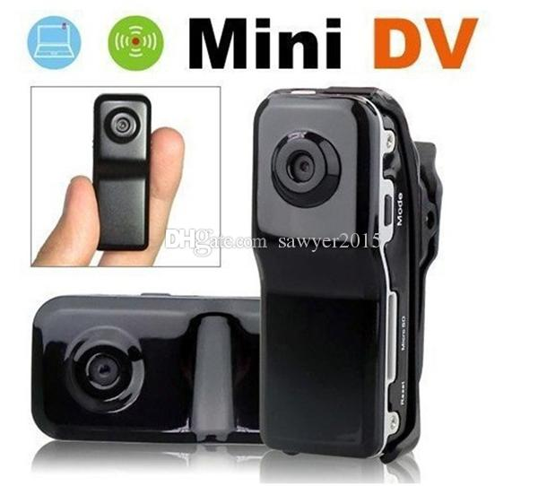 Mini DV DVR Sports Video Camera MD80 DVR 720x480 Helmet Camera Action Cam camcorder Digital Video Record with retail box