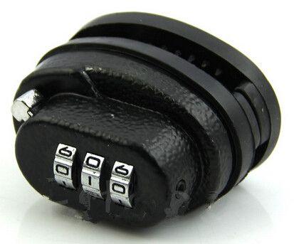 Nuovo arrivo 3-Dial Trigger Password Lock Key Gun per armi da fuoco Fucile a pistola